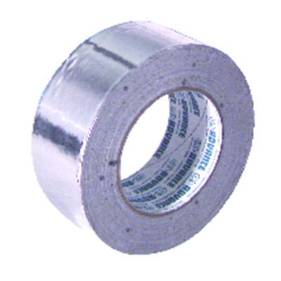 Thermal insulation aluminium adhesive roll 50mm - ADVANCE : 125234 - 235070