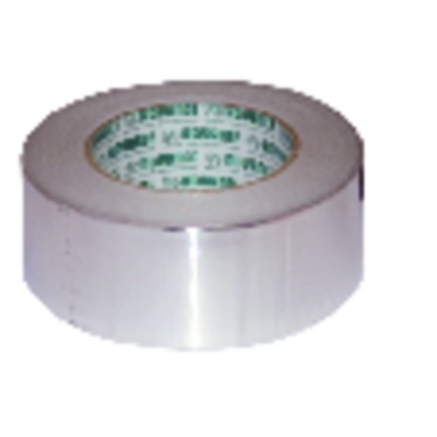 Thermal insulation aluminium adhesive roll 100mm - ADVANCE : 125319