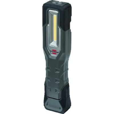 Lampada portatile 6 e 1 LED con caricatore