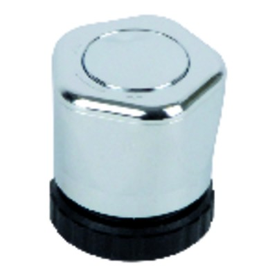 Manual head for thermostatic radiator valve bodies  - IMI HYDRONIC : 1303-10.325