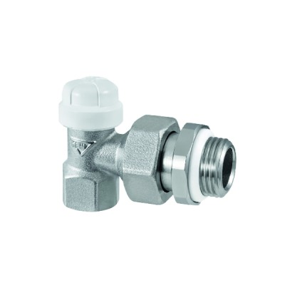 Angle radiator valve Jet-Line 3/8 RFS (built-in seal on connector)  - RBM : 1530300