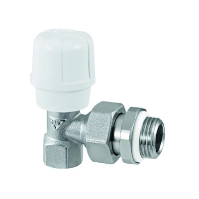 Angle manual valves Jet-Line 3/8 RFS (built-in seal on connector) (X 10) - RBM : 1510300