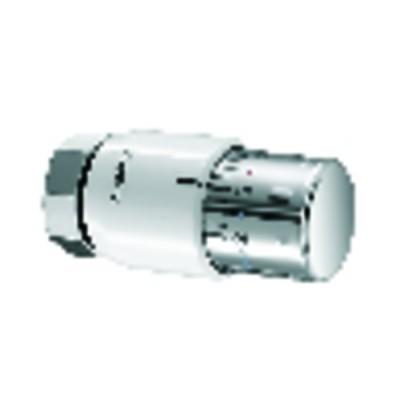 cabeza termostática Uni SH blanca/cromada m30 1,5 - OVENTROP : 1012065