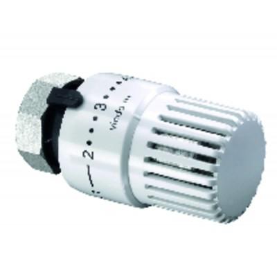 cabeza termostática Vindo TH blanca m30 1,5 - OVENTROP : 1013066