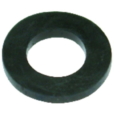 Flat seal nbr black 20/27 - 3/4''  (X 20)