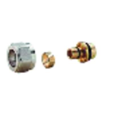 Adaptador  R179 16-16x13 - GIACOMINI : R179X041