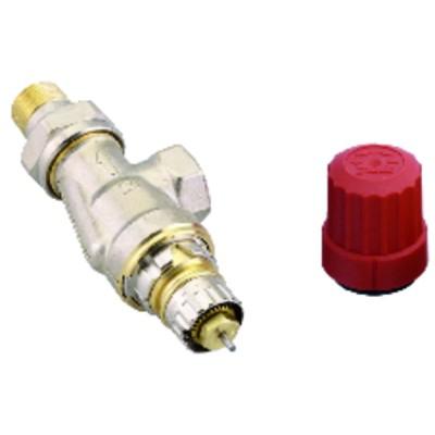 """Reverse angle valve body RA-N15 1/2"""" - DANFOSS : 013G6593"""