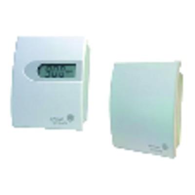 CO² and room temperature sensor without display - 15-35V DC - JOHNSON CONTR.E : CD-200-E00-00