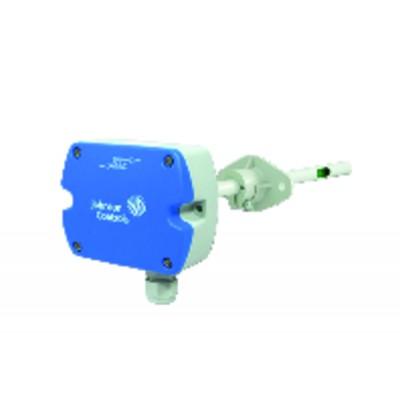 Sonde CO2 gaine 140mm 0/10Vcc 4-20mA CD-P - JOHNSON CONTR.E : CD-P00-00-0