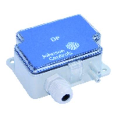 Sonda de presión diferencial 8 rangos - JOHNSON CONTR.E : DP2500-R8-AZ-D