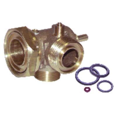 3 way valve TGP/HM after88 / gasket (B)  - FRISQUET : F3AA40112