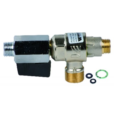 Backflow and 1 stop valve - FRISQUET : F3AA40520