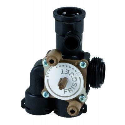 4 way valve 00 to 03.16 - FRISQUET : F3AA40535