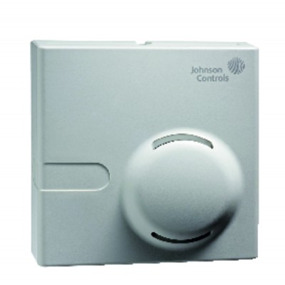 Room humidity sensor wall mounted 0-100% - JOHNSON CONTR.E : HT-1300-UR