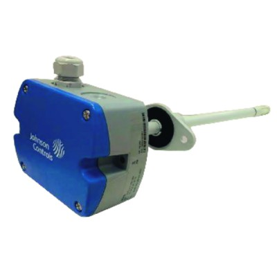 Plant humidity/temperature sensor wall mounted 10-95% - JOHNSON CONTR.E : HT-1301-UD1