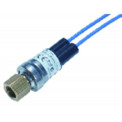 Direct-mount pressure switch - SPST-NO contact - JOHNSON CONTR.E : P100AP-201D