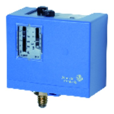 Pressure switch, low pressure - SPDT contact - JOHNSON CONTR.E : P735AAA-9300