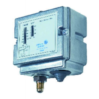 Pressure switch STY5 SPDT contact - JOHNSON CONTR.E : P77AAA-9350