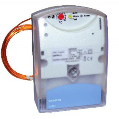 Sensors, Antifreezing thermostat - SIEMENS : QAF81.3