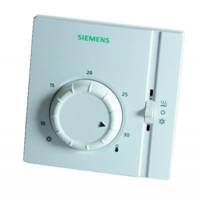 Room thermostat - SIEMENS : RAA41