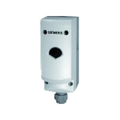 Casing box safety aquastat with manual reset - SIEMENS : RAK-ST.030FP-M