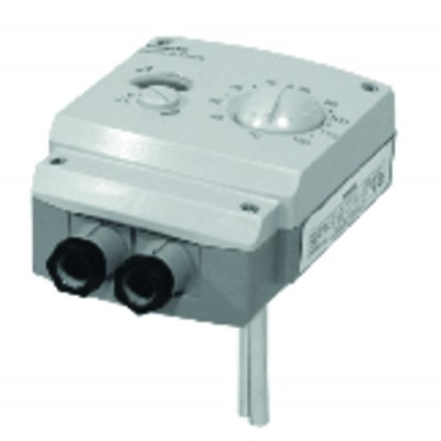 Thermostat Regulation/Security 15..95°C/110°C IP40 - SIEMENS : RAZ-ST.030FP-J