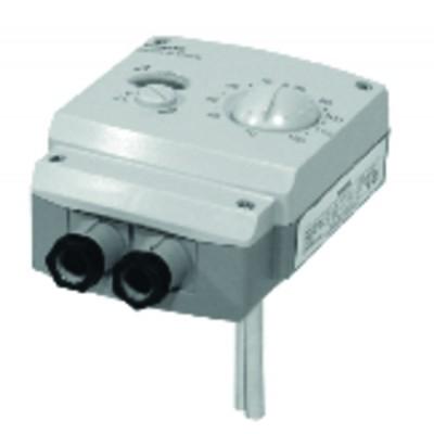 Casing box double immersion aquastat  - SIEMENS : RAZ-ST.1500P-J