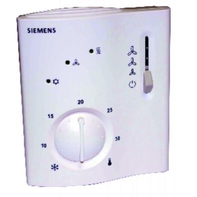 Electronic thermostat  - SIEMENS : RCC20