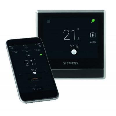 Smart thermostat 230Vac - SIEMENS : RDS110
