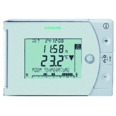 Weekly room regulator rev34-ax (remplace rev33-xa) - SIEMENS : REV34-XA