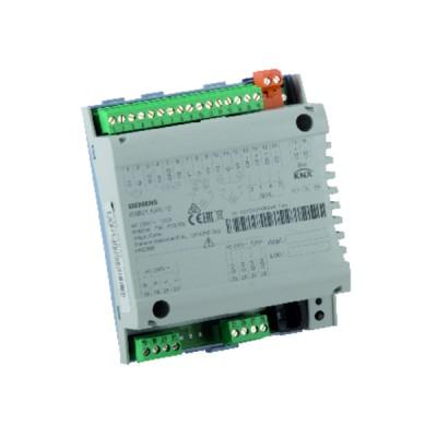 Room controller for 3-speed fan - SIEMENS : RXB21.1/FC-10