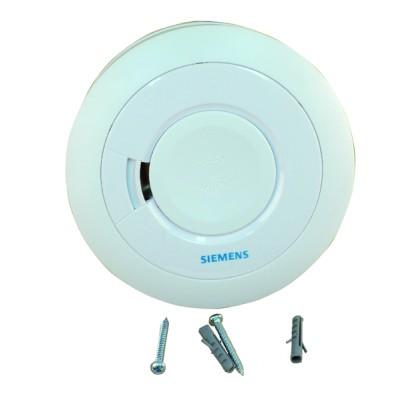 Detector  autónomo humo 10 años - SIEMENS : SIDOREX60X10C