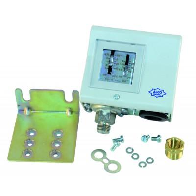 Pressure switch for gas or liquid - SIEMENS : SNS1-A1R