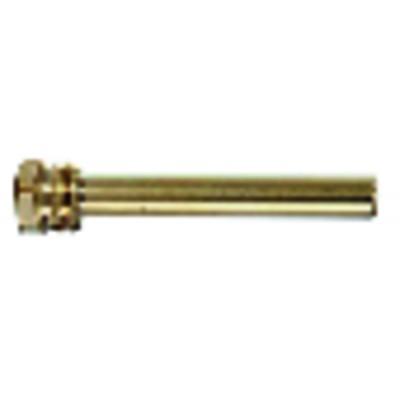 Copper thermowell 150mm for TS-6300  - JOHNSON CONTR.E : TS-6300W-G200