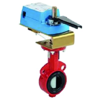 Butterfly valve PN16 DN100 - JOHNSON CONTR.E : VFB100L