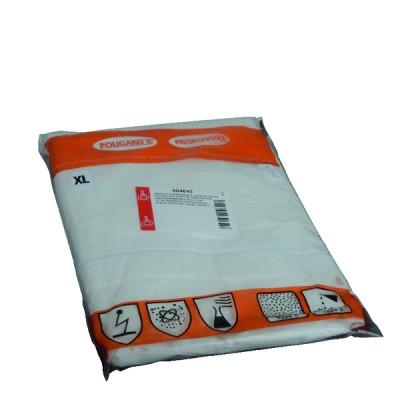 Traje impermeable talla 4 (XL) Homologado amianto