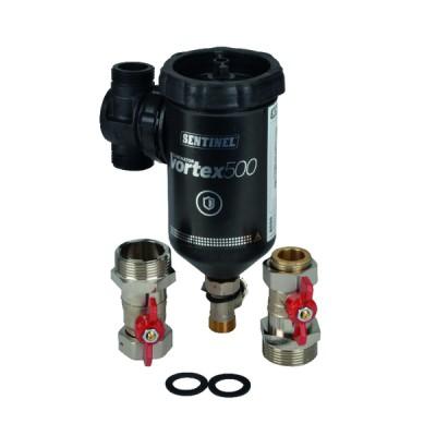 Magnetic filter - SENTINEL : ELIMV500-GRP1.25