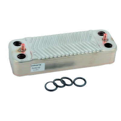 Heat exchanger 16 plates - DIFF for Chappée : 241160