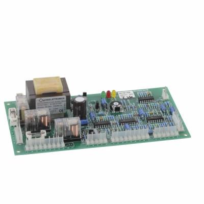Modulating board dua c/rtfs 24 - corvett r 31 (w4115b 1192)  - UNICAL : 02580R