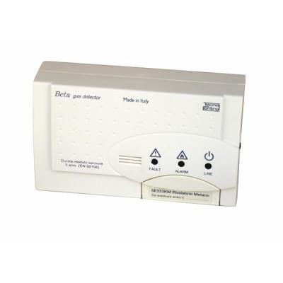 Detector de gas natural con sonda interna SE333 KM - TECNOCONTROL : SE333KM