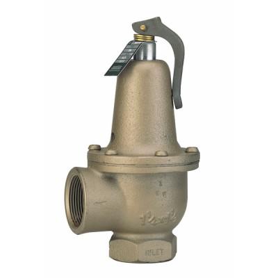Safety valve 740 1 1/4 - 3b - WATTS INDUSTRIES : 2226243