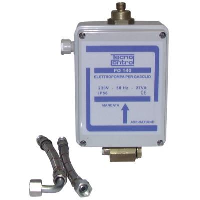 Bomba aspirante estándar PO 150 - TECNOCONTROL : PO150