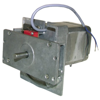 Luftklappenstellantrieb W-STO1/4  - DIFF für Weishaupt: 651026