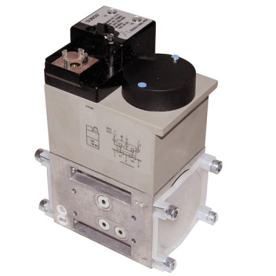 Gasregelblock  DUNGS - Mehrfachstellgerät DMV-D 507/11  - DIFF für Weishaupt: 605204