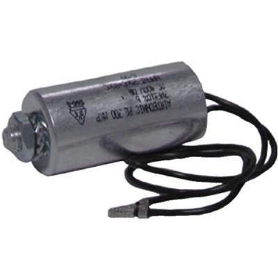 Condensatore 12µF - DIFF per Weishaupt : 713121