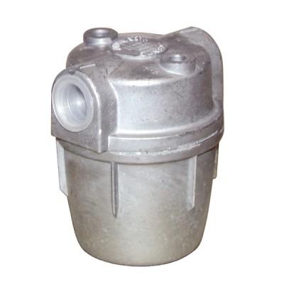 """Einfacher Heizölfilter Filter OF IG3/8""""  - DIFF"""