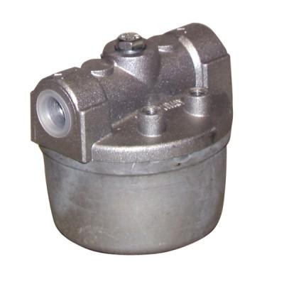 """Einfacher Heizölfilter Filter F20 IG3/8""""  - DIFF"""