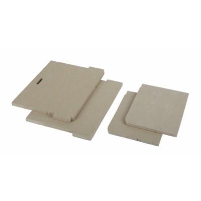 Aislante ceramica (kit) - CHAFFOTEAUX : 65104695