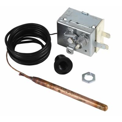 Aquastat sécurité à bulbe réarmement manuel IMIT type LS1 - DIFF