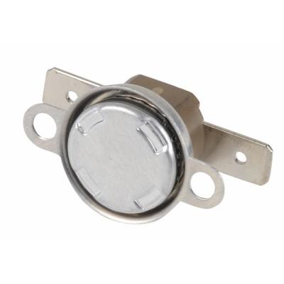 Termostato KLIXON Standard contatto argento 60°C - DIFF